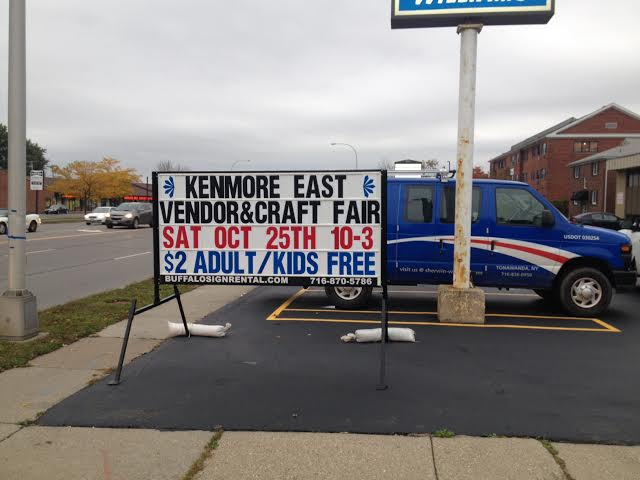 Kenmore East Craft Show