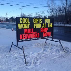 Kegworks Sign
