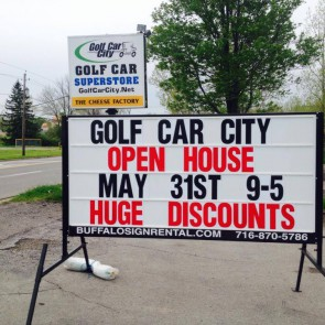 Golf Car City, Blasdall NY
