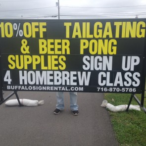 Keg Works Sign