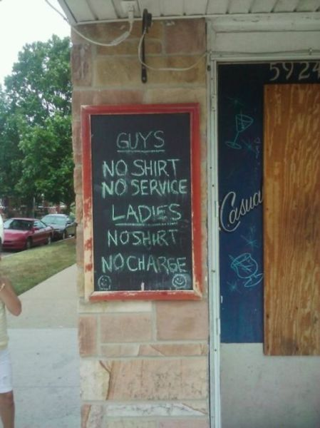 The Wittiest Bar Signs Ever Made