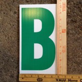 green-letters